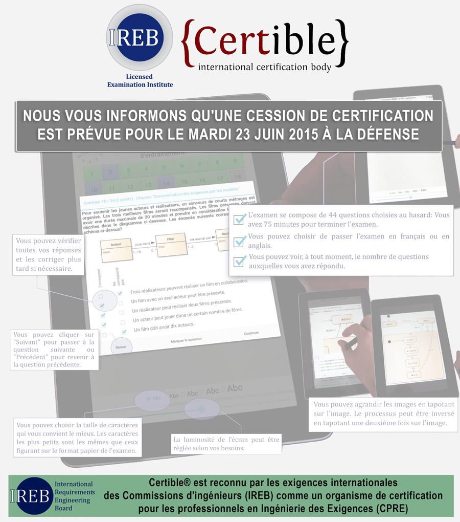 Certible Examen